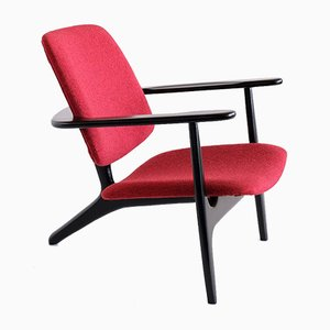 Belgian Sabena Airlines S3 Armchair by Alfred Hendrickx for Belform, 1958