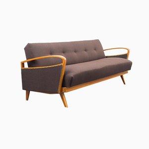 Foldable Fabric Sofa by Joop, 1950s