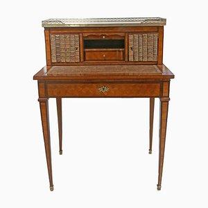 Antiker Palisander Schreibtisch im Louis XVI Stil