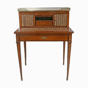 Antique Louis XVI Style Rosewood Desk