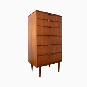 Mid-Century Chest of Drawers from Austinsuite, 1960s