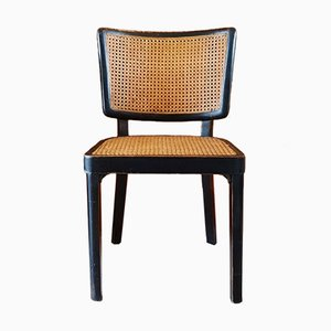 Black No. B22 Chair from Thonet, 1930s