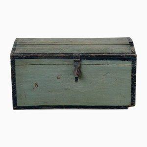 Cajonera bohemia antigua de madera