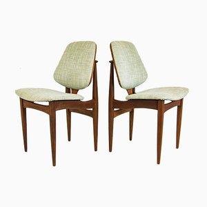 EON Esszimmerstühle aus Palisander von Elliots of Newbury, 1960er, 6er Set