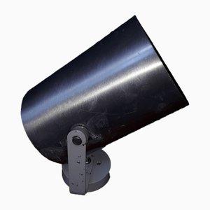 Wandlampen aus gebürstetem Metall von Rotaflex, 1980er, 2er Set
