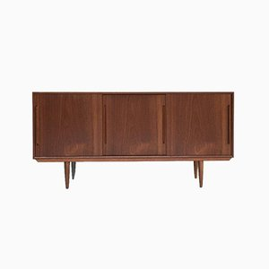 Compact Danish Sideboard in Teak, 1960s