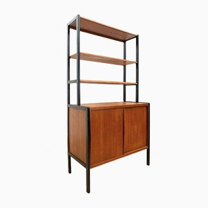 Mid-Century Swedish Teak Bookcase from Bodafores