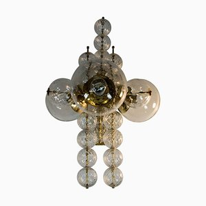 Chandelier by Kamenicky Senov, 1960s