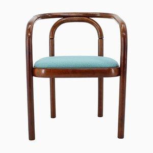 Vintage Stuhl aus Bugholz, Tschechoslowakei