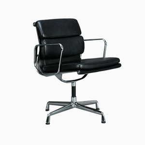 Eames Aluminum EA 208 Chair from Vitra