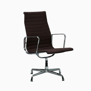 Eames Aluminum EA 112 Chair from Vitra