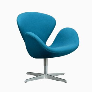 Swan Chair Lounge Chair by Fritz Hansen