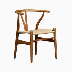 Wishbone CH24 Danish Chair by Carl Hansen