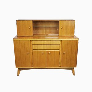 Mid-Century Vintage Walnut Sideboard from Nathan, 1960s