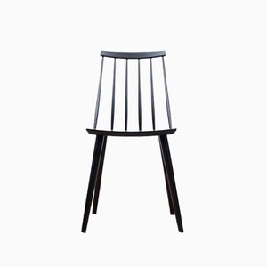 Mid-Century Scandinavian Stick Back Chair by Thomas Harlev