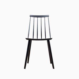 Skandinavischer Mid-Century Stuhl mit Kordel von Thomas Harlev