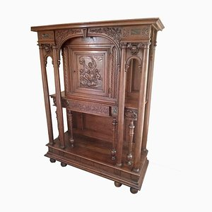 Armoire Time Founder, France, 1870s