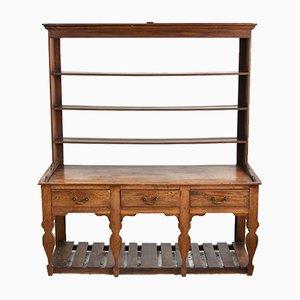 Antique George III Oak Dresser