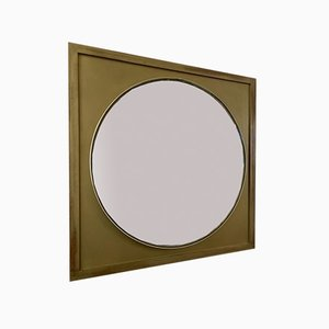 Runder Vintage Spiegel
