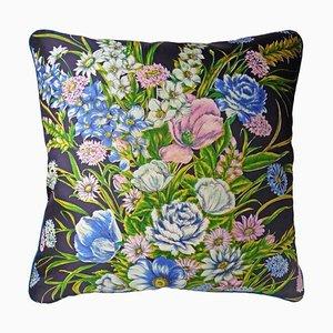 Vintage Kissen, Botanischer Blumenstrauß