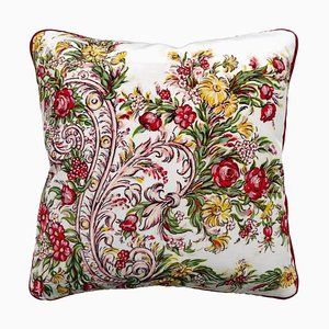 Vintage Garden Spray Cushion