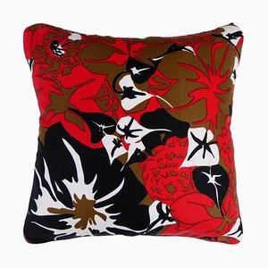 Vintage Cushions, Papaver Orientale
