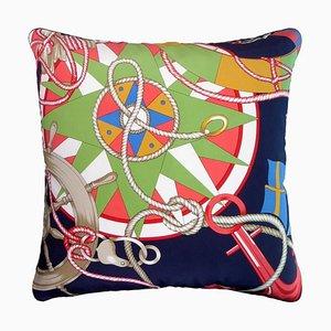 Vintage Cushions, Cunard Star Line