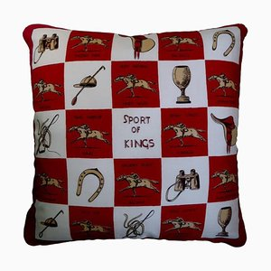 Vintage Cushions, Sport of Kings