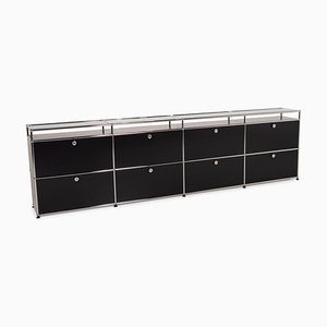 USM Haller Metal Sideboard