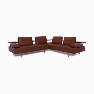 Braunes Dono Sofa von Rolf Benz