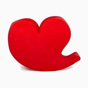 Moroso Soft Heart Armchair by Ron Arad
