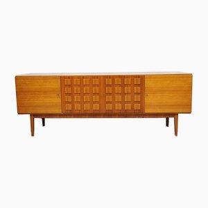 Mid-Century Vintage Cubist Sideboard