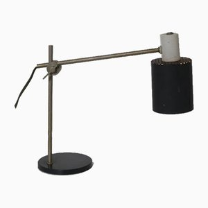 Desk Lamp by H. Busquet for Hala, 1950s
