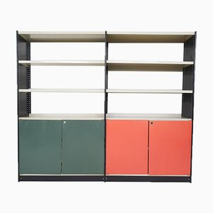 Metal Bookcase by Friso Kramer for Stabilux