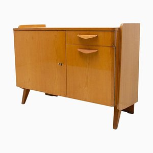 Small TV Cabinet by Francis Jirák, 1960s, Czechoslovakia