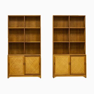 Bookcases by Alf Svensson, Set of 2