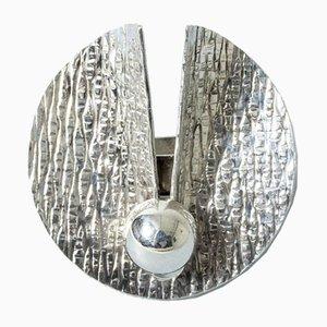 Silberner Ring von Elis Kauppi
