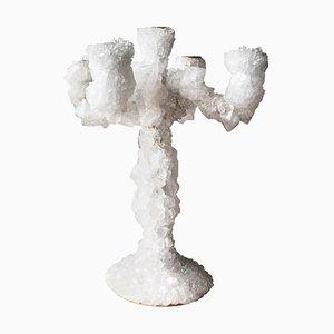 Überwachter Kerzenständer aus Kristallen, Mark Sturkenboom