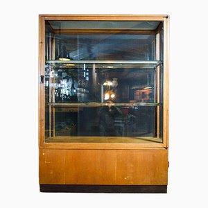 Vintage Vitrine Museum of Dresden, 1950er