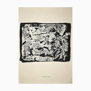 Jean Dubuffet - Silhouettes Burlesques - Lithografie - 1958