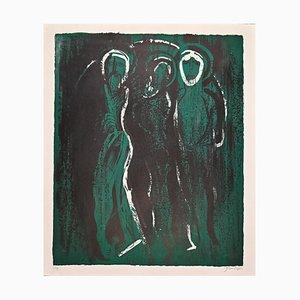 John Piper - Saints - Lithograph - 1975