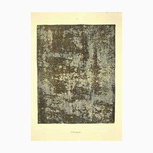 Jean Dubuffet, Decay, Original Lithograph, 1959
