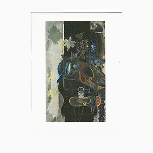 Georges Braque, Paris: The Chauldron, Original Lithograph, 1965