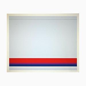 Mauro Reggiani, Untitled, Original Screen Print, 1975