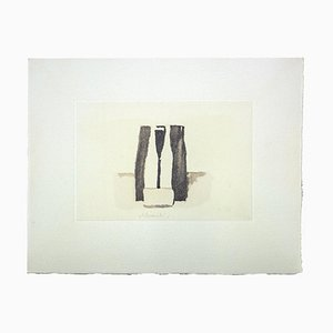 Still Life, Vintage Offset Print After Giorgio Morandi, 1974