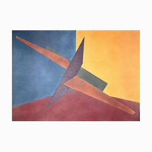 Andrea Venturino, Untitled, Siebdruck, spätes 20. Jahrhundert