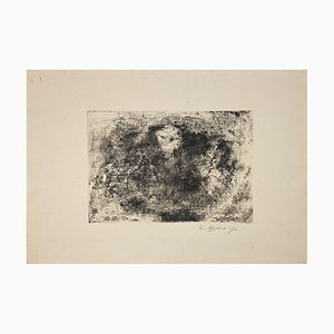 Renata Boero, Untitled- Original Radierung, 1960er