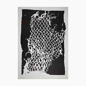 Lia Rondelli, Untitled, Original Lithograph, Late 20th Century