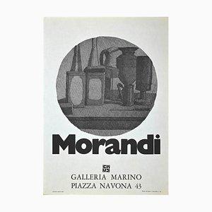 Giorgio Morandi - Giorgio Morandi Vintage - Offset Print - 1975