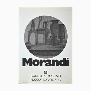 Giorgio Morandi - Giorgio Morandi Vintage - Offsetdruck - 1975